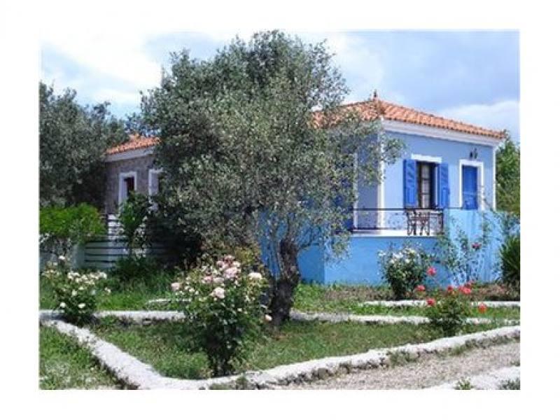 Appartementen Liokambi - Molyvos - Lesbos
